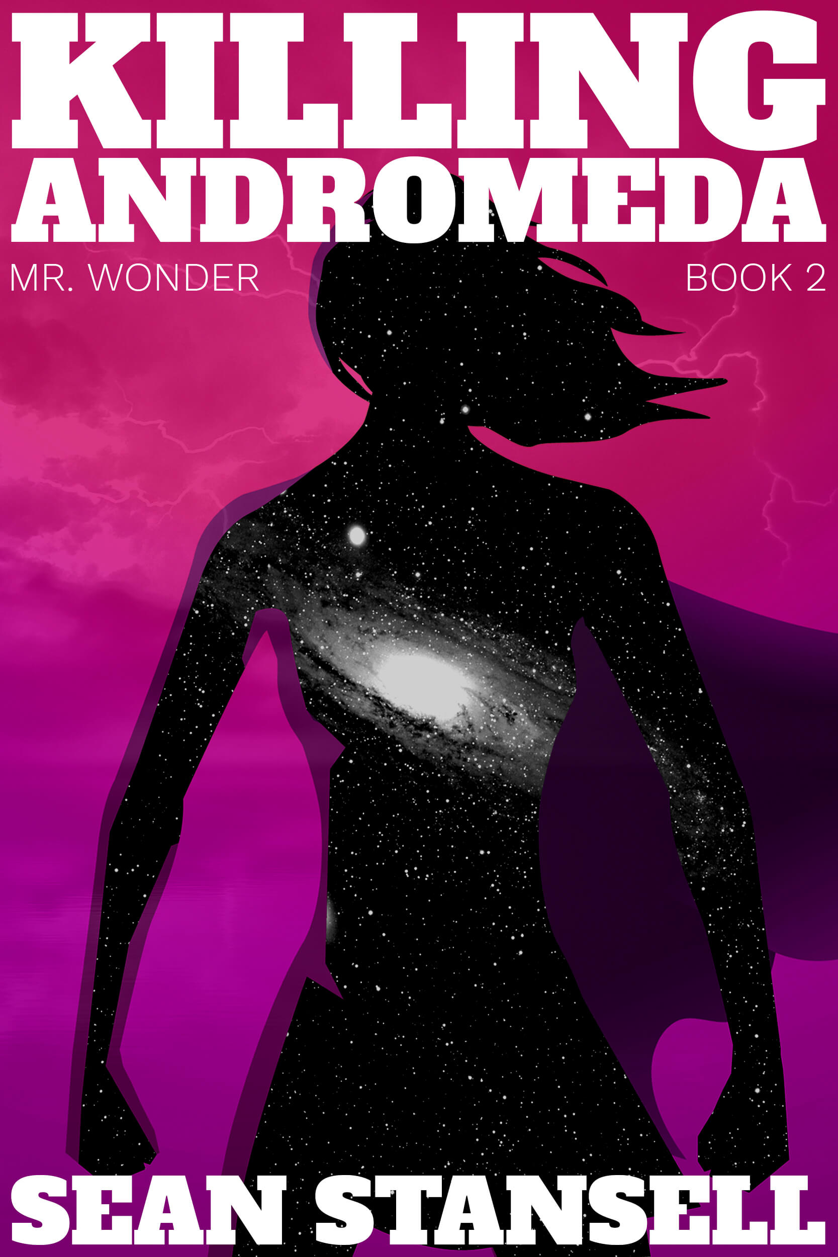 Killing Andromeda - Book Cover